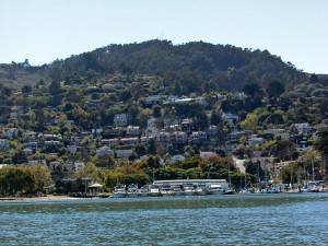 Dine right on the Sausalito Bay